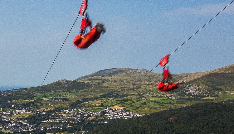 velocity-zipwire - Great Escapes Wales